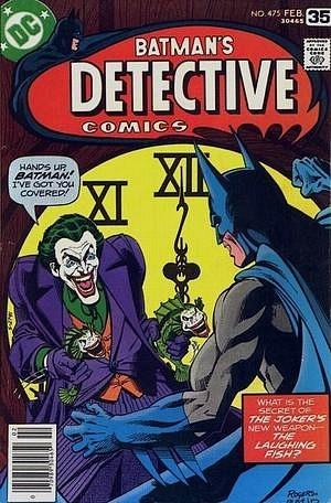 The Laughing Fish - Detective Comics Vol. 1