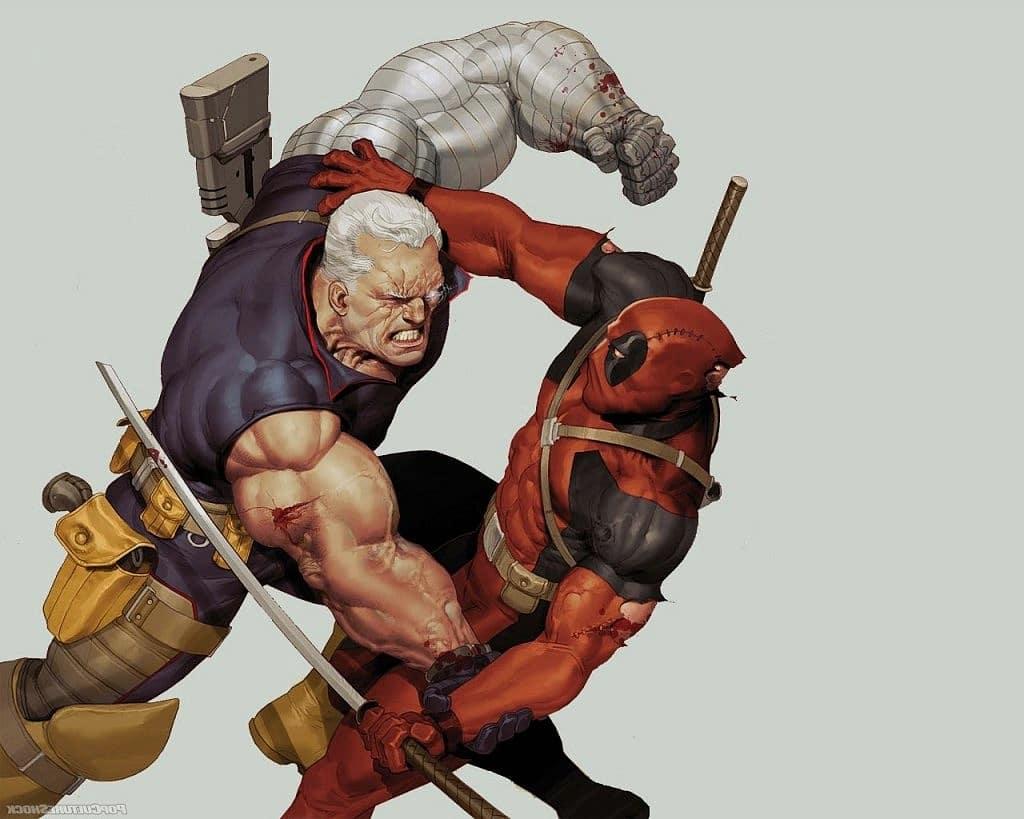 Deadpool vs Cable. Birlikte mi çalışacaklar yoksa düşman mı olacaklar henüz belli değil.