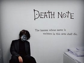 ryuzaki death note
