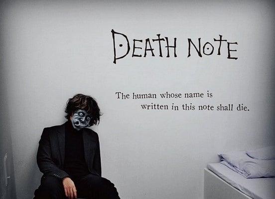 ryuzaki death note
