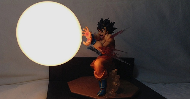 Dragon Ball lamba