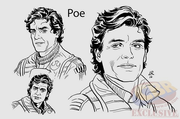 star wars poe comic book