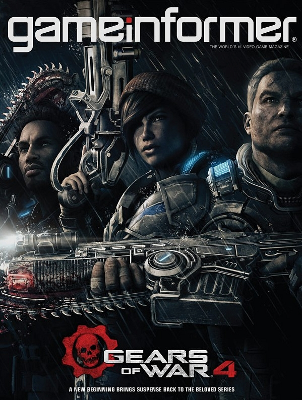 Gears of War 4 gameinformer