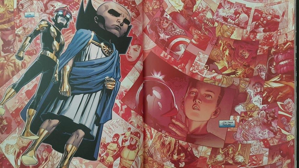 Original Sin Marvel Türkçe