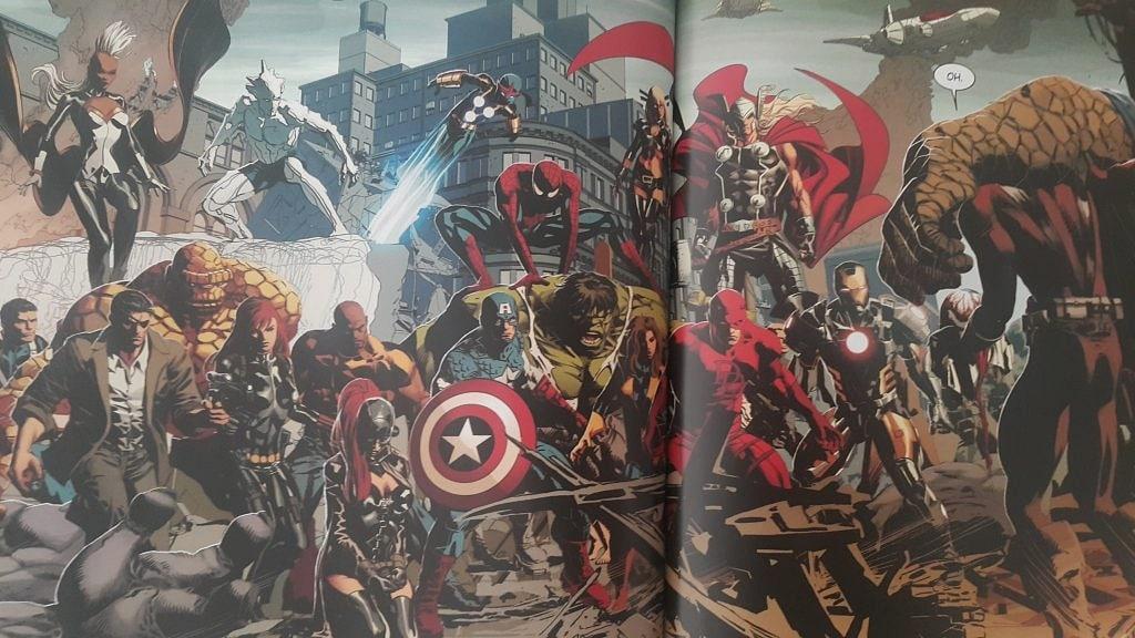 Original Sin Marvel