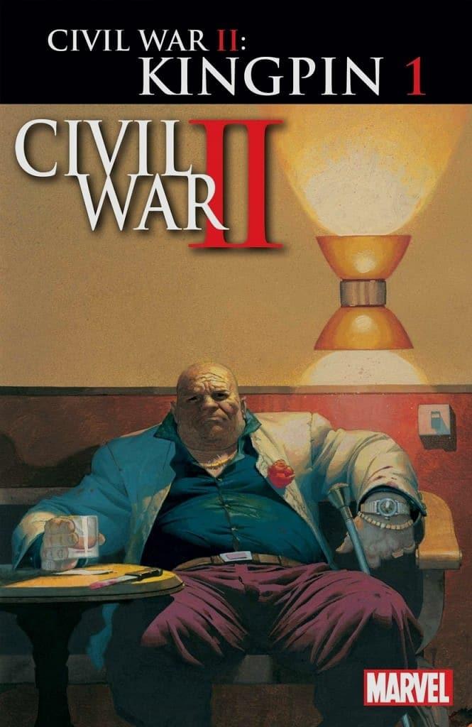Kingpin Civil War II