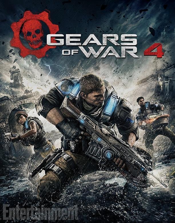 Gears Of War 4 çıkış tarihi