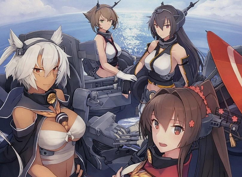 kantai collection anime