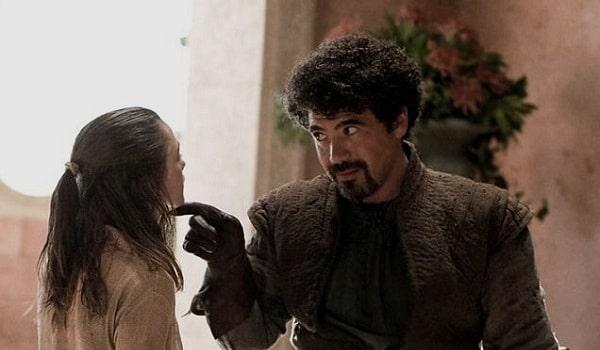 syrio arya got Game Of Thrones