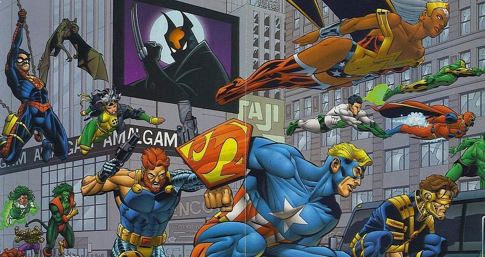 DC-Marvel-Amalgam-comics-1996