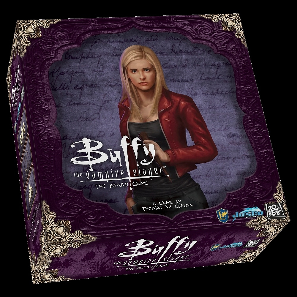 Buffy The Vampire Slayer Board Game 2