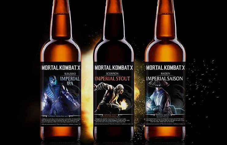 Mortal Kombat Biraları