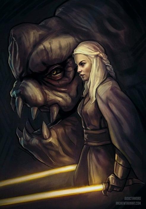 daenerys star wars