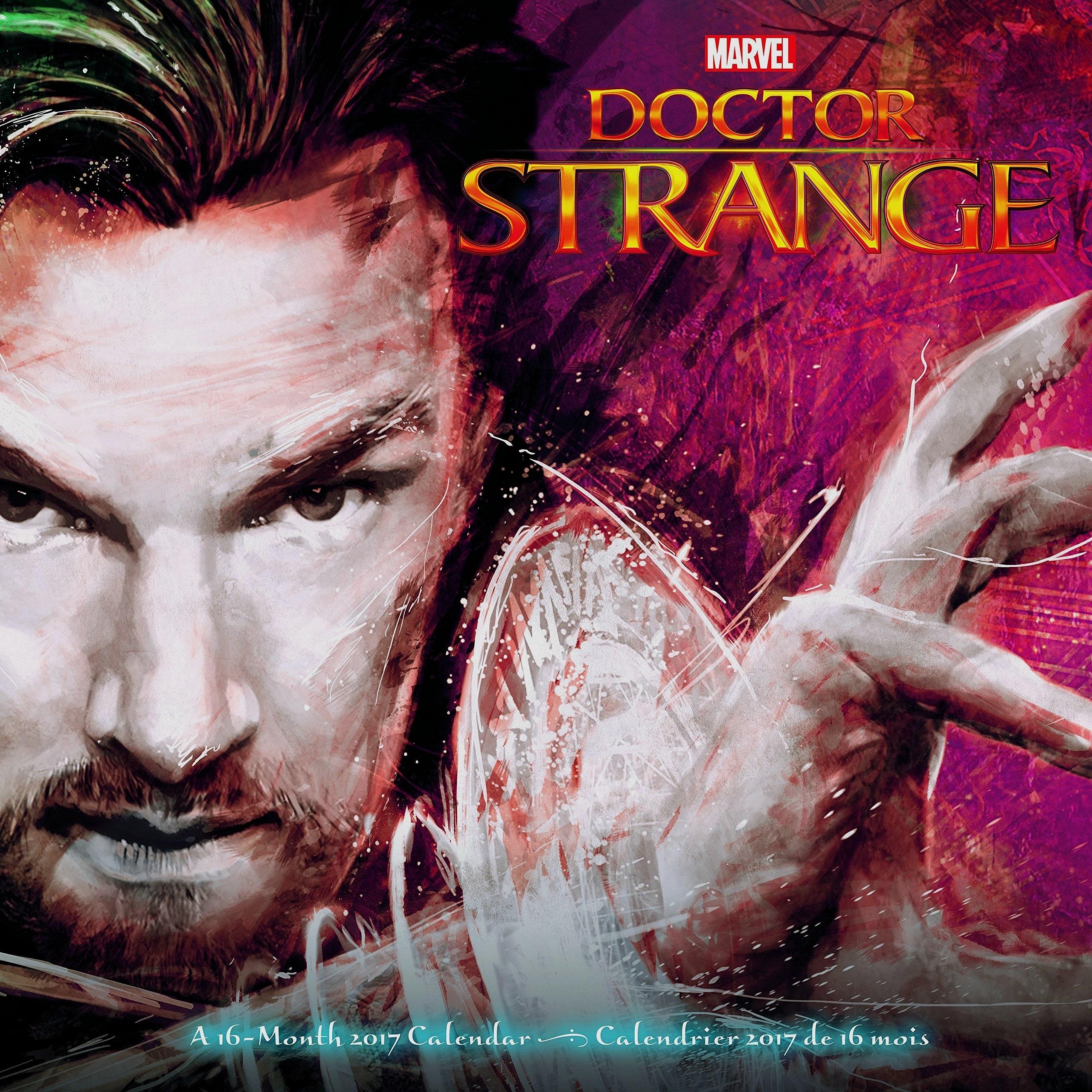 dr strange takvim
