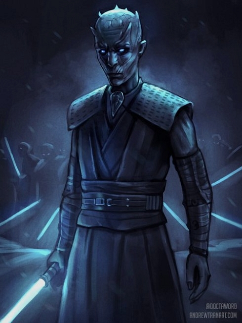 night king star wars got