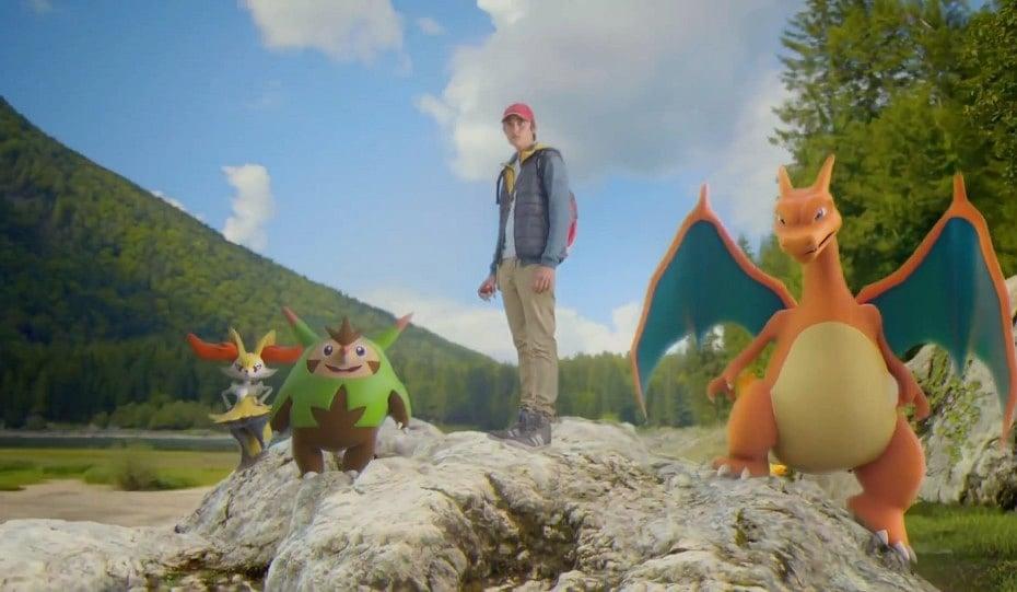Pokemon Go filmi