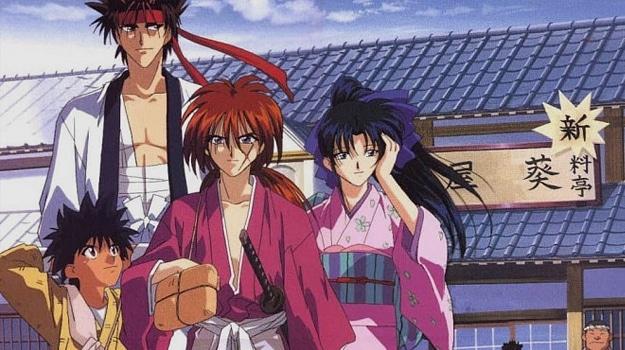 Rurouni Kenshin Nostaljik Anime