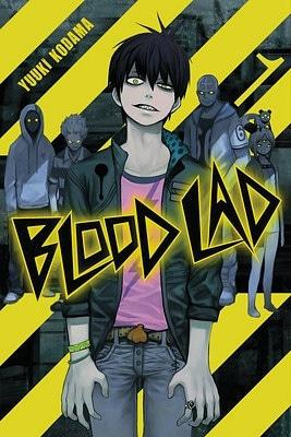 Blood Lad mangası