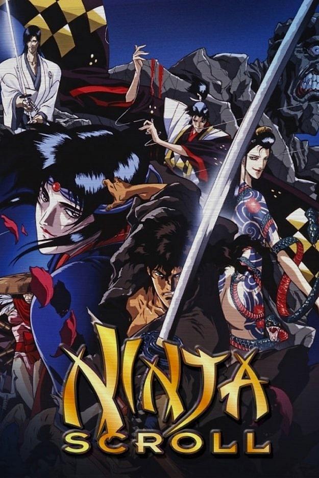 ninja scrool anime