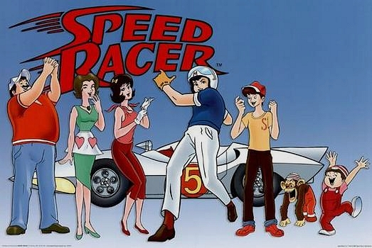 speed racer anime