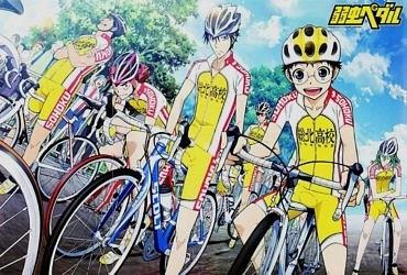 Yowamushi Pedal 3.Sezon