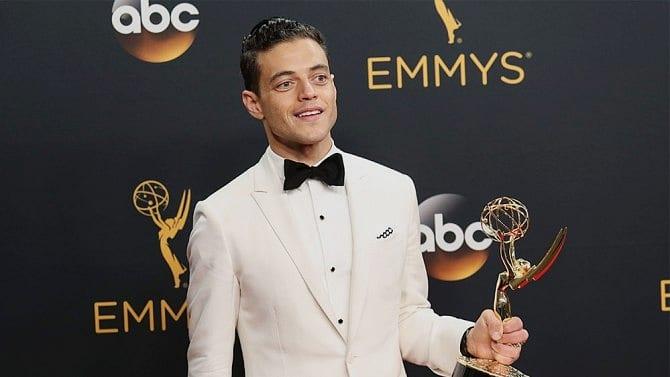 Emmy Ödülleri'nde Ödül Alan Rami Malek