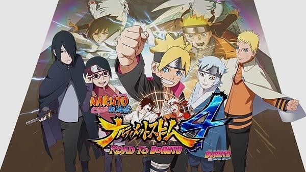 Naruto'nun İlk Çocuğu Boruto'da Aksiyona Dahil Oluyor.