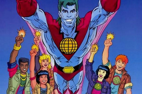 90'ların Süper Kahramanlı Çizgi Filmleri