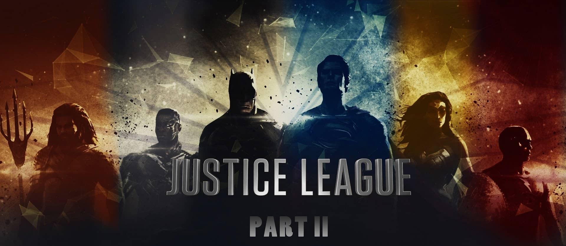 Süper Kahraman Filmi justice league part 2