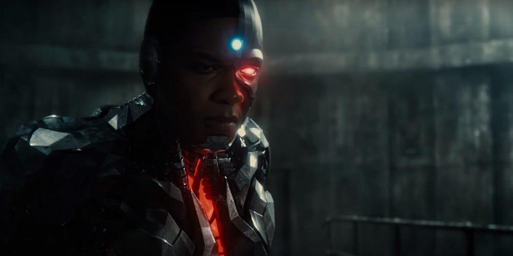 Süper Kahraman Filmi cyborg