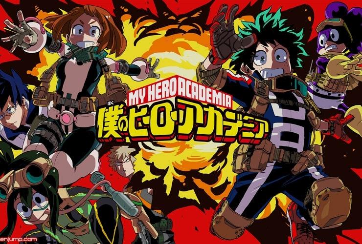 Boku no Hero Academia İkinci Sezon