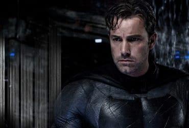 Batman Rolünde Ben Affleck