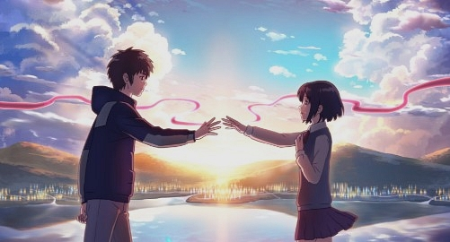 Makoto Shinkai - Your Name