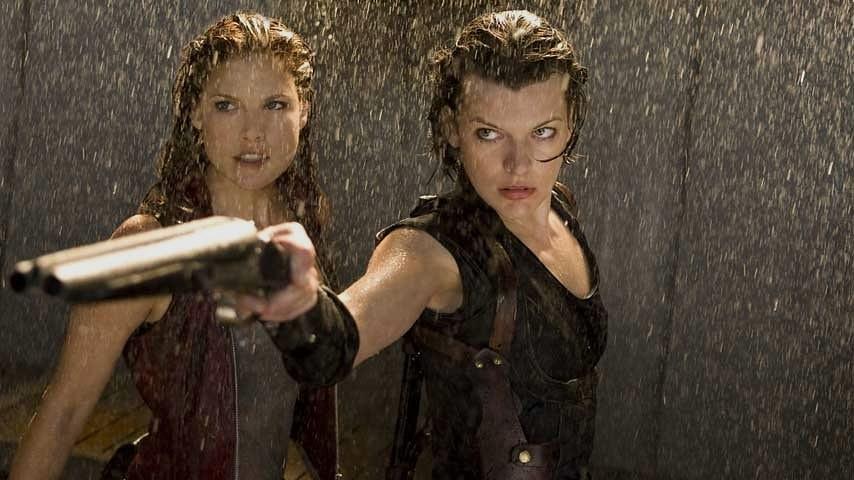 Resident Evil Dizi