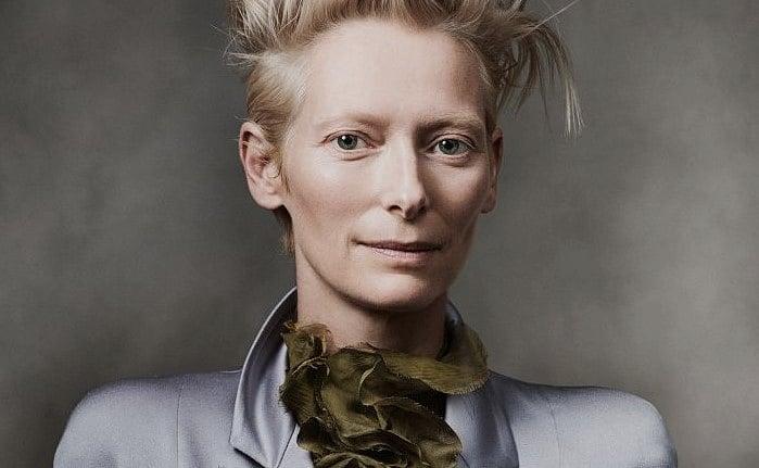 BAFTA Tilda Swinton