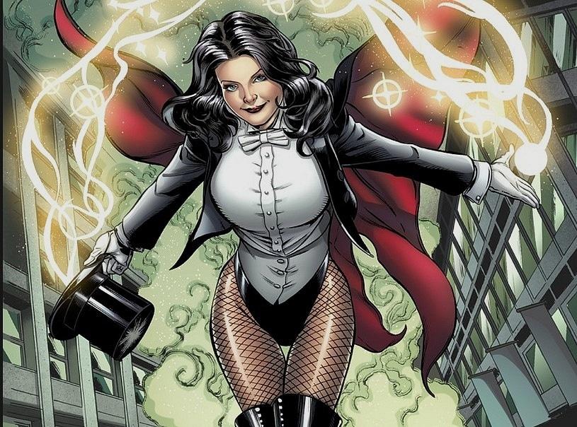 Kadın Süper Kahramanlar