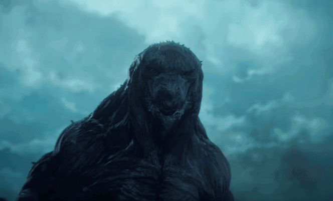 Godzilla Animesi