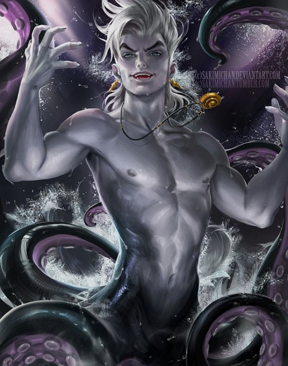 <strong>12- Ursula (The Little Mermaid)</strong>