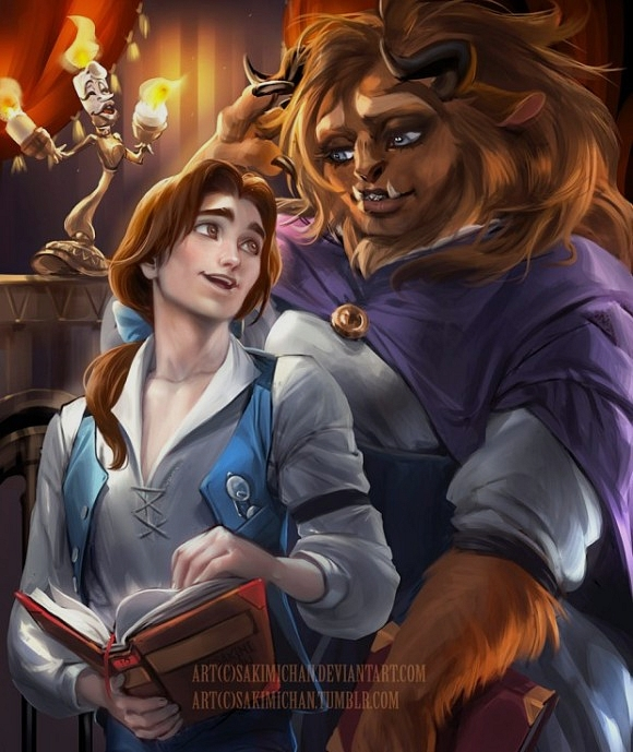 <strong>3- Beauty &amp; The Beast</strong>