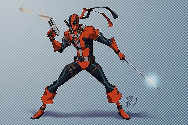 <strong>Deadstroke (Deadpool ve Deathstroke)</strong>