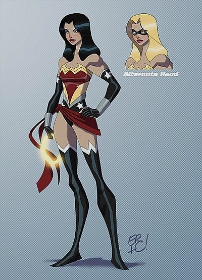 <strong>Ms. Wonder (Ms. `Marvel` ve Wonder Woman)</strong>