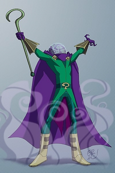 <strong>Mysteriddle (Mysterio ve The Riddler)</strong>