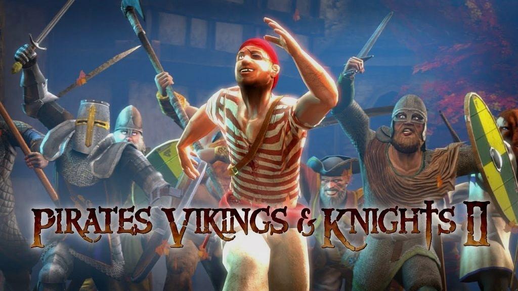 <strong>3- Pirates, Vikings and Knights 2</strong>