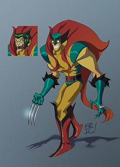 <strong>The Creeping Wolverine (The Creeper ve Wolverine)</strong>