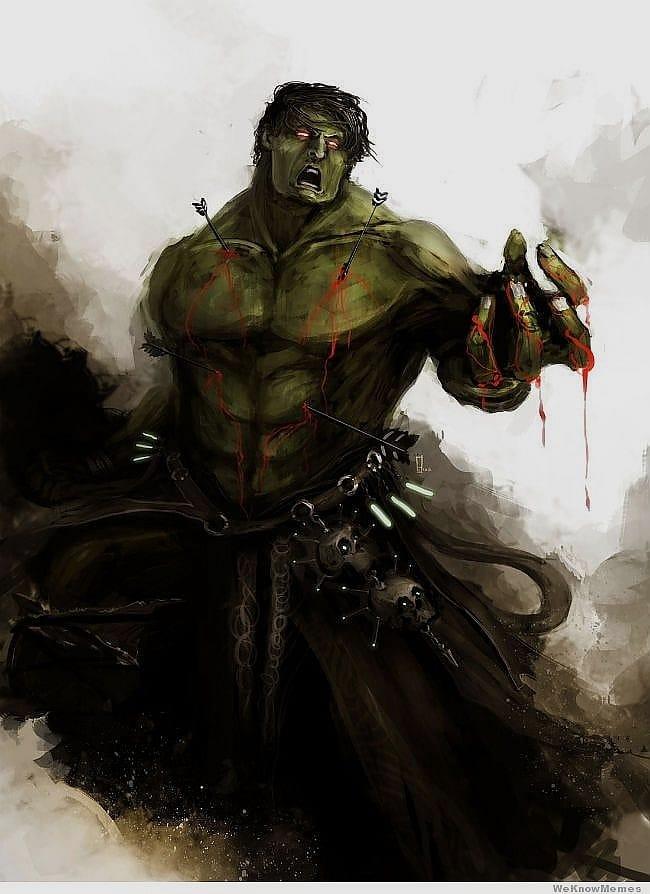 <strong>Hulk</strong>