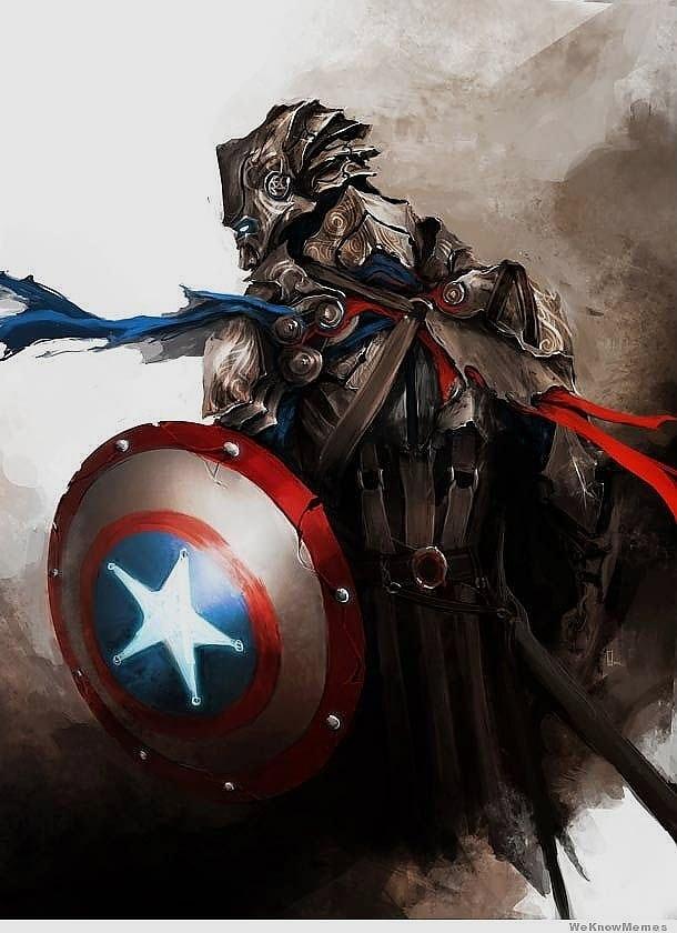 <strong>Kaptan Amerika</strong>