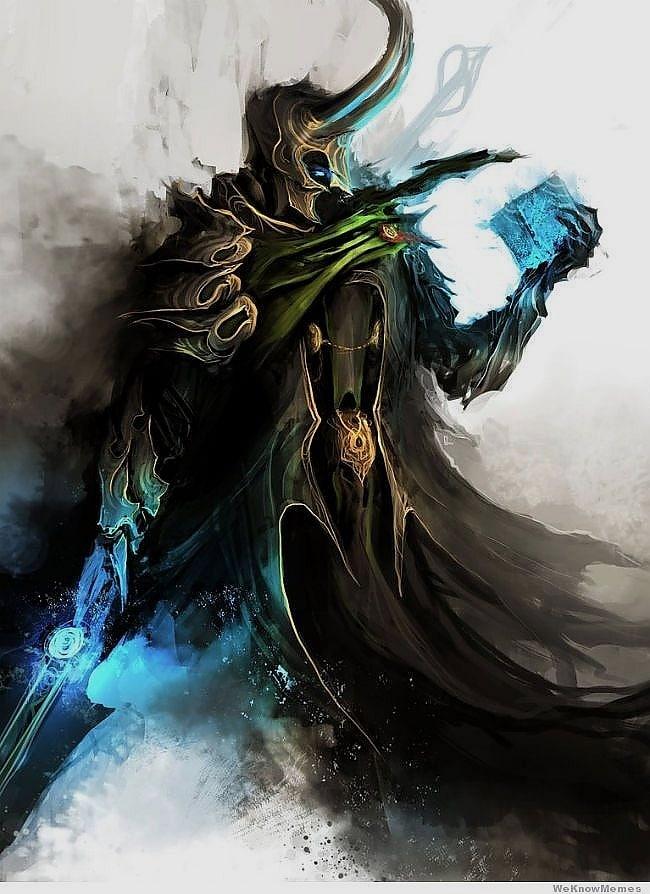 <strong>Loki</strong>