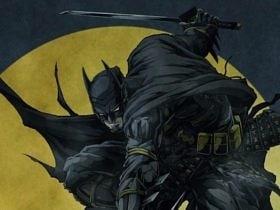 Anime çizimleriyle BATMAN NİNJA'yı izlemeye hazır mısınız?