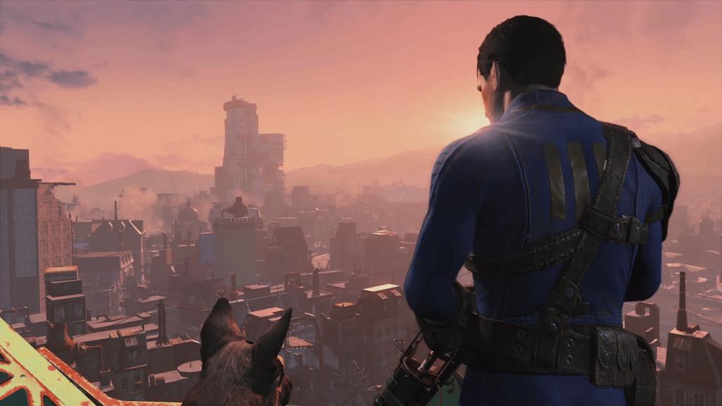 açık dünya oyunları fallout 4