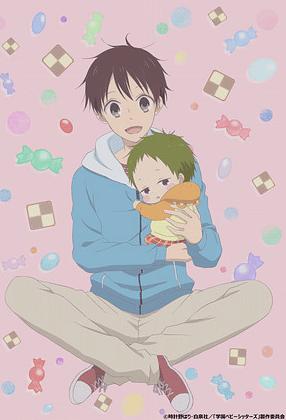anime karakter ile kardeş